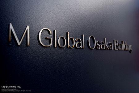 M global OSAKA Bld.