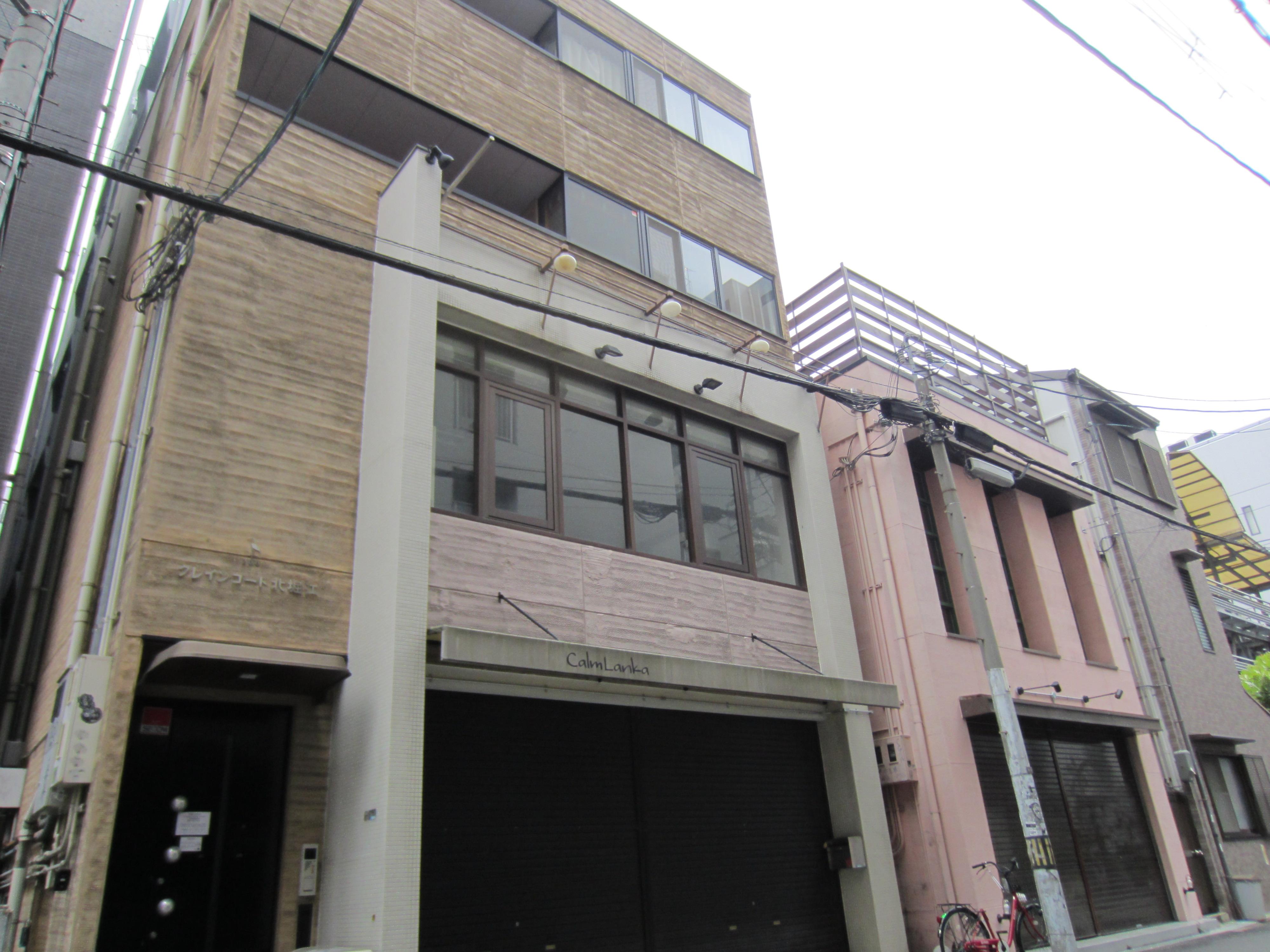 クレインコート北堀江Ⅱ